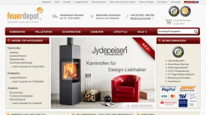 ECC über Feuerdepot.de
