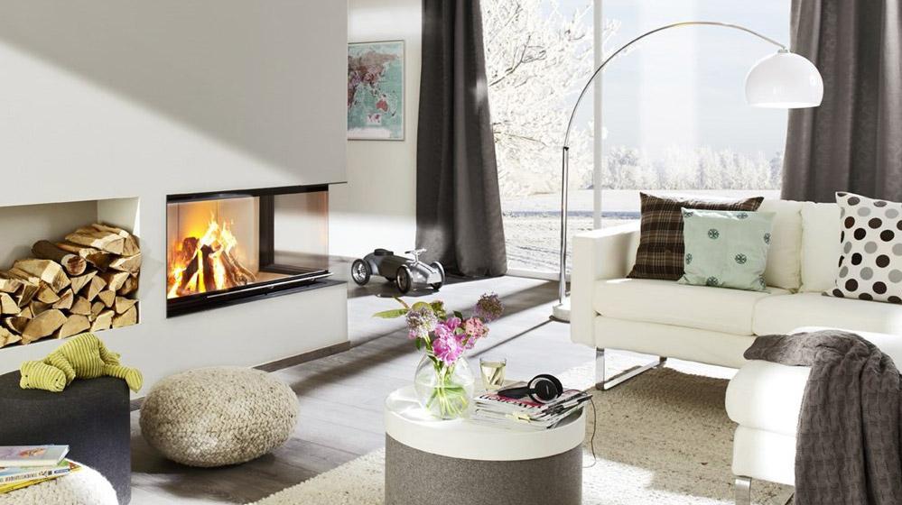 mit dem einsatz f r den kamin ihren ofen gestalten glut eisen by feuerdepot. Black Bedroom Furniture Sets. Home Design Ideas