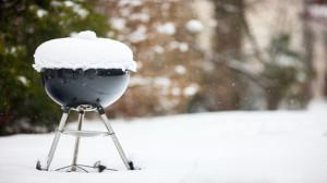Grillen im Winter Gefahren, Gefahren beim Wintergrillen