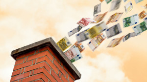 Wirkungsgrad Kaminofen - Geld zum Schornstein rausschießen