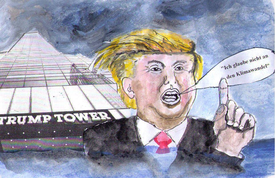 Donald-Trump-Klimawandel