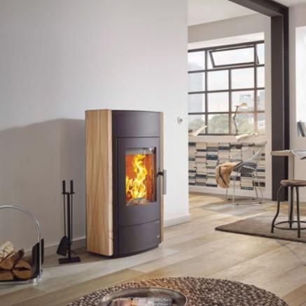 Kaminofen Haas und Sohn Premium i-2100 8kW