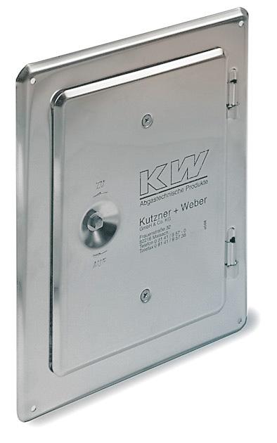 Kamintür RV 120/180 - Kutzner & Weber