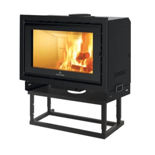 Kamineinsatz Edilkamin Screen Evo 80/2 10,4 kW