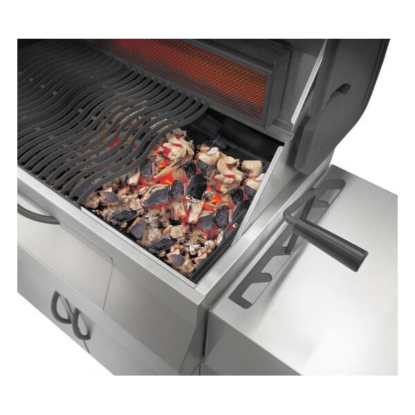 Holzkohlegrill Napoleon Charcoal Professional PRO 605 CSS