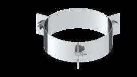 3-Punkt-Abspannschelle für Jeremias DW-FU und DW-Silver