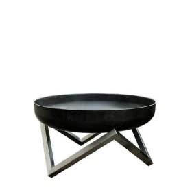 Feuerschale Svenskav Design Z, Rohstahl, Ø 45 cm