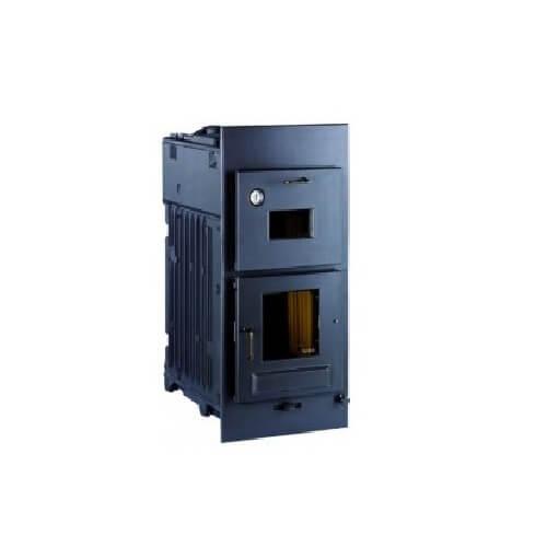Kachelofeneinsatz LEDA Gourmet H71, 10 kW