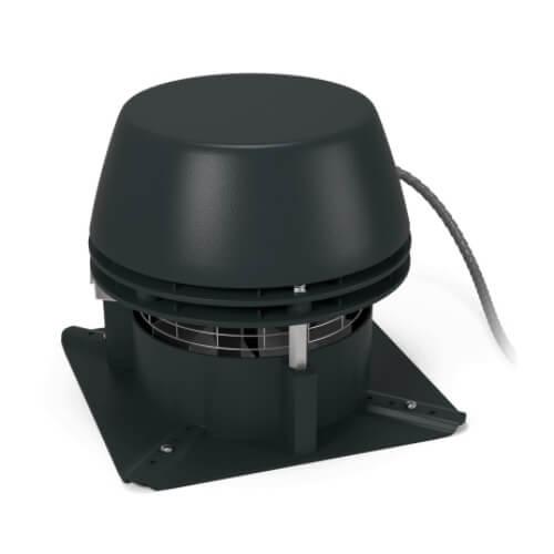 Rauchsauger Exodraft Abgasventilatoren RSHG für Gaskamine - Horizontaler auswerfend