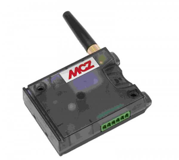 MCZ GSM Modem für Fernbedienung über Mobiltelefon