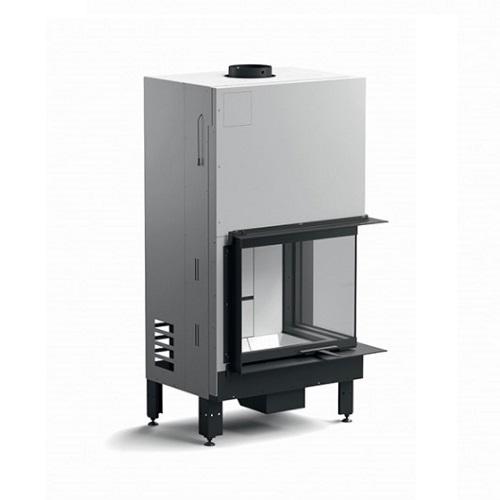 Kamineinsatz MCZ PLASMA 75 DX/SX Wood 15,5kW