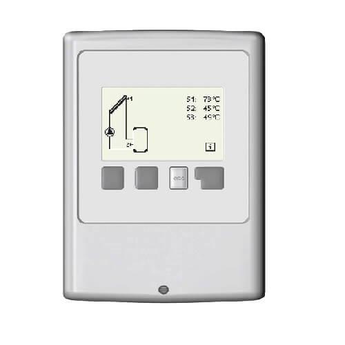 Olsberg Temperaturdifferenz-Controller