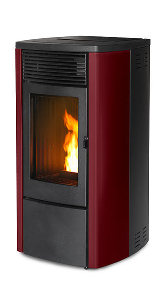 Pelletofen MCZ EGO Comfort Air UP! Maestro UF 10kW