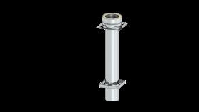 Ankerplatte 1000 mm mit Übergang auf DW-LUX