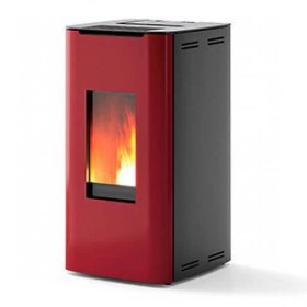 Pelletofen RED FLORA Air 6,3kW