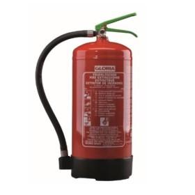 Feuerlöscher Gloria SDE 9 mit Manometer