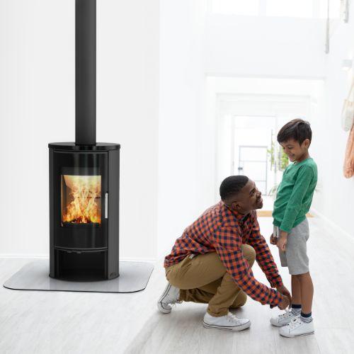 Kaminofen Fireplace Kobe 5kW