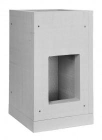 ls140x140-1250 -Sockelelement 500mm