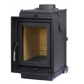 Kachelofeneinsatz LEDA Juwel H1, 6-7 kW