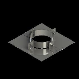 Grundplatte für Zwischenstütze Typ 2 - Ø 200mm