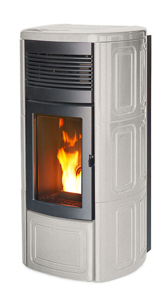 Pelletofen MCZ SUITE Comfort Air UP! Maestro UF 14kW