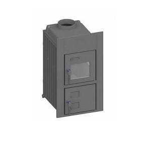 Kachelofeneinsatz Olsberg Format 9, 9 kW