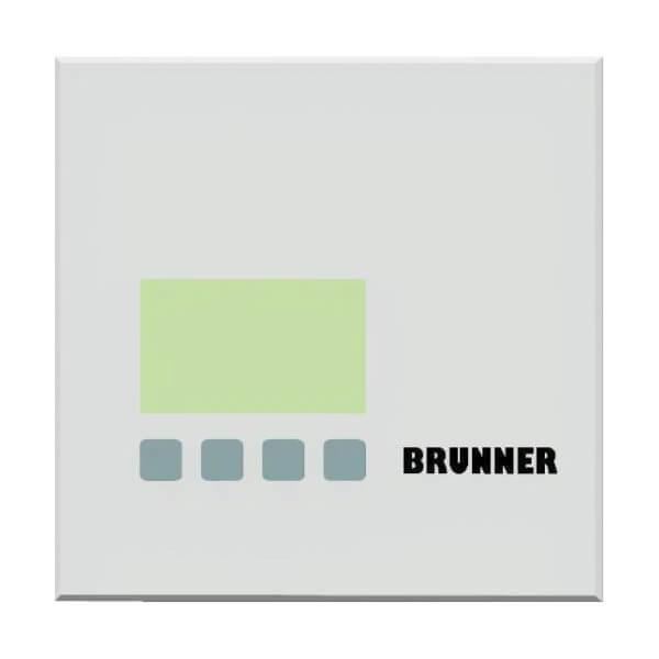 Brunner EOS Elektronische Ofensteuerung - Display und Steuereinheit