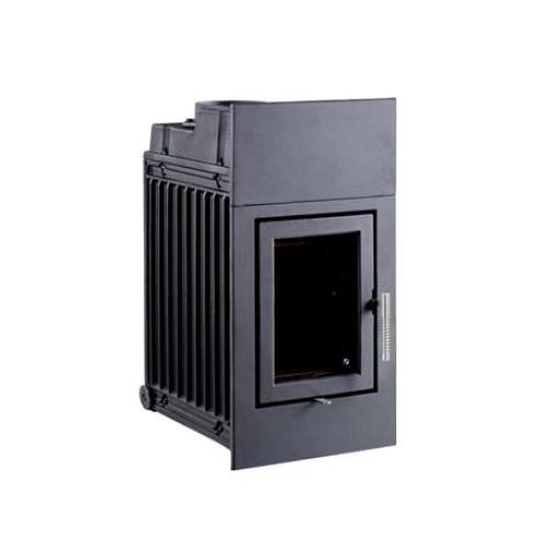 Kachelofeneinsatz LEDA Diamant H10, 7-9 kW