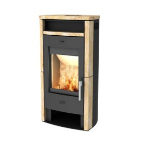Kaminofen Fireplace Budapest 6kW