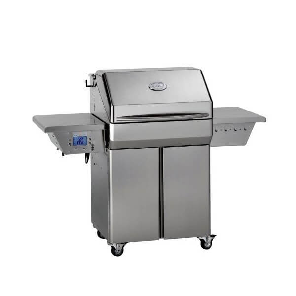 Pelletgrill Memphis PRO Built-In WIFI Edelstahl 18/10