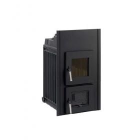 Kachelofeneinsatz LEDA Rubin K20, 9,5 kW