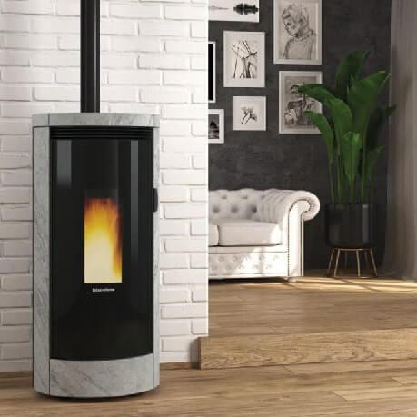 Pelletofen La Nordica Extraflame Debby 9 kW