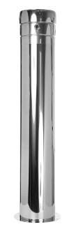 Teleskopstütze 60 - 1115 mm inkl. Teleskopkopf - doppelwandig - Jeremias DW-ECO