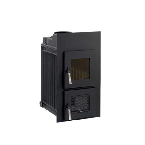 Kachelofeneinsatz LEDA Rubin K18, 7-8 kW