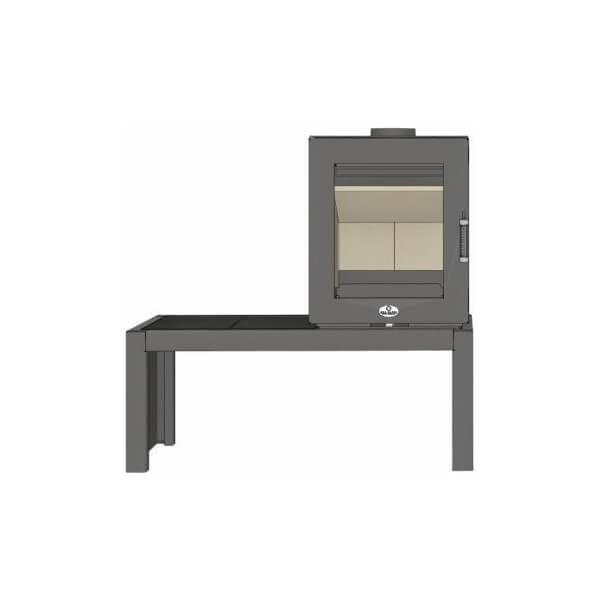 Kaminofen Max Blank TOULON II 6,5kW