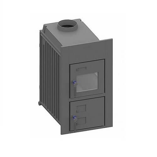 Kachelofeneinsatz Olsberg Format 11, 11 kW