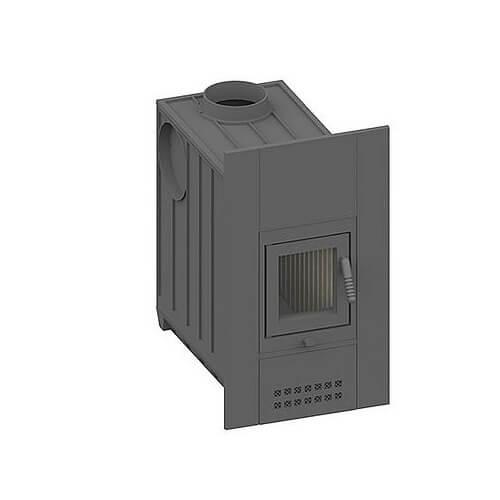 Kachelofeneinsatz Olsberg Concept 12, 12 kW