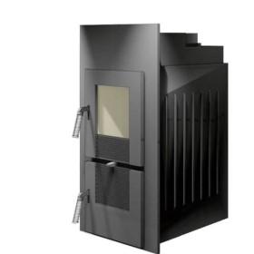 Kachelofeneinsatz LEDA Rubin K16, 6 kW