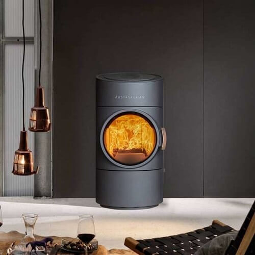 Kaminofen Austroflamm Clou compact 5,5kW
