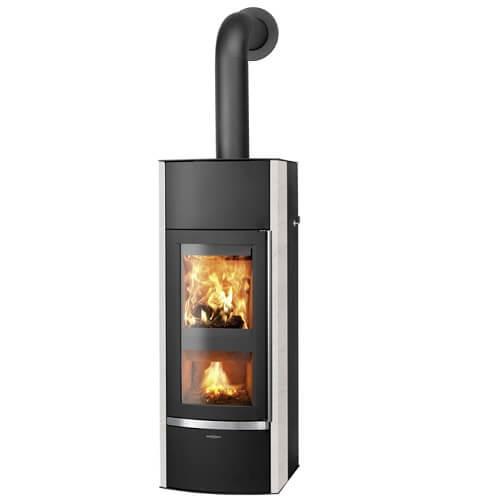 Kaminofen Oranier Hektos Aqua 10,5kW Dual-Fire-Technolgie