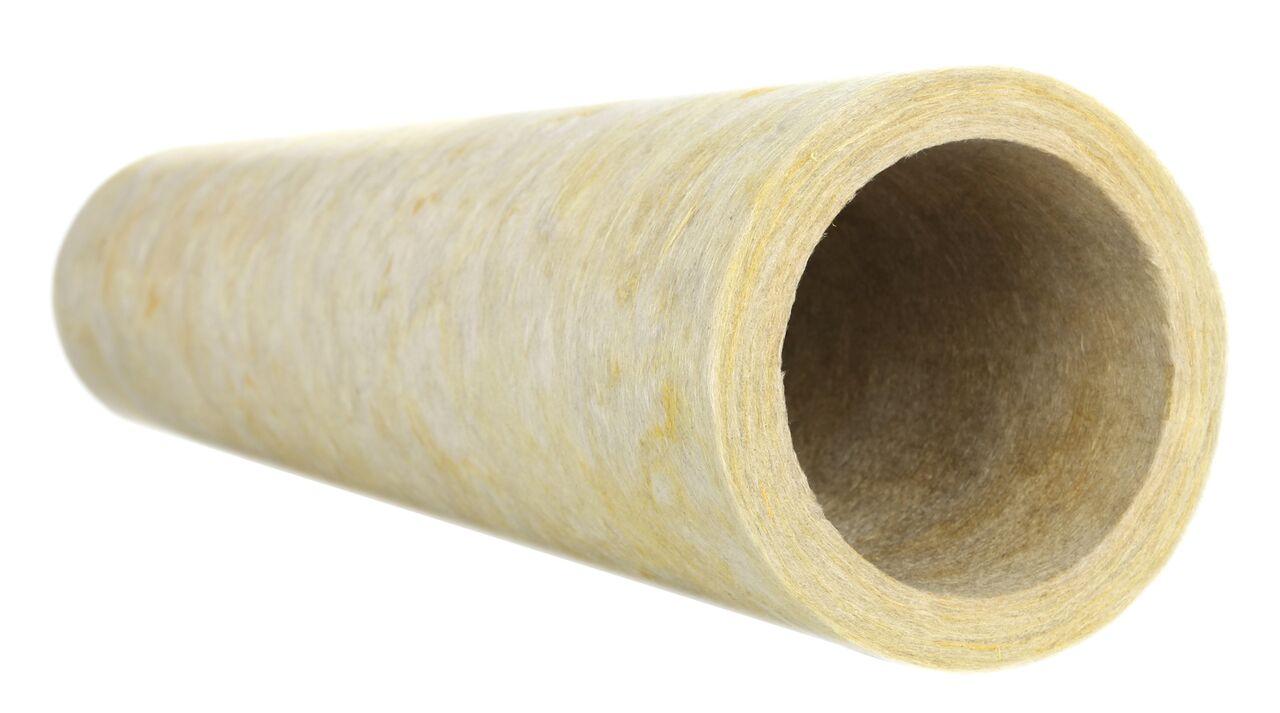 Edelstahlschornstein - Isolierschale - Stärke 25 mm - einwandig - Jeremias EW-FU