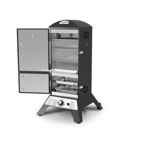 Holzkohlegrill Broil King Vertical Charcoal Smoker