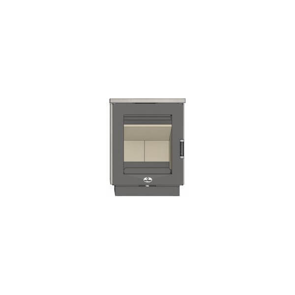 Kaminofen Max Blank LILLE BASIC 6,5kW