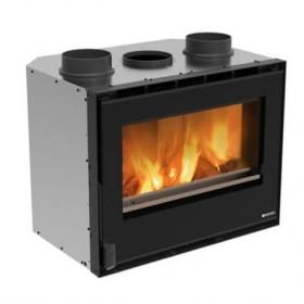 Kamineinsatz La Nordica Inserto 80 Crystal Evo 2.0 - Ventilato 7,4 kW