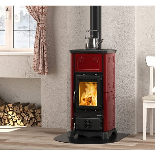 Kaminofen La Nordica Emiliana 6,5 kW