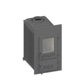 Kachelofeneinsatz Schmid SD 11 E, 11 kW