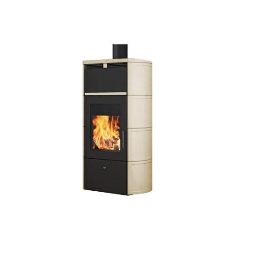Kaminofen Edilkamin Flamma 14 CS 14,2kW wasserführend